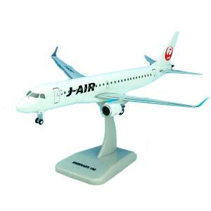 日本航空「エンブラエル190」を1/200スケールで再現しました。