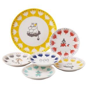 MOOMIN ムーミン kukka(クッカ) ベリーセット MM1000-52 皿 カラフル 食器の商品画像 ナビ