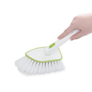 BATH 浴室清掃 伸縮柄取替え用 ハンディバスブラシ