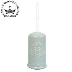 ロイヤルアーデン トイレブラシ立てセット ブルー I 39446 清掃 掃除 陶磁器の商品画像|ナビ