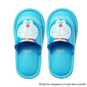 ドラえもん 子供用ビニールスリッパ ドラえもん ブルー 210329の商品画像|ナビ