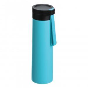 パール金属 カフェマグ スリムスリムストラップ付マグ250 ブルー HB-5179の商品画像|ナビ