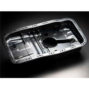 「ジュンオート JUN」4G63(CP9A/CT9A)ランサー エボ4〜9用バッフル付きオイルパン