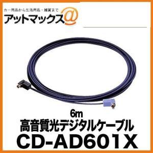 CD-AD601X パイオニア Pioneer 高音質光デジタルケーブル 6m{CD-AD601X[9980]}|a-max