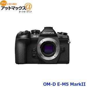 オリンパス ミラーレス一眼レフカメラ OM-D E-M1 Mark II BODY ボディー{OM-...