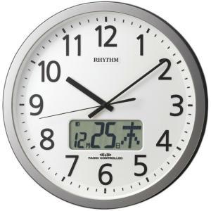 シチズン 掛け時計 アナログ プログラムカレンダー表示405...