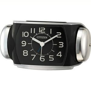 めざまし時計 シチズン 目覚まし時計 アナログ バトルパワーR636 8RA636-002