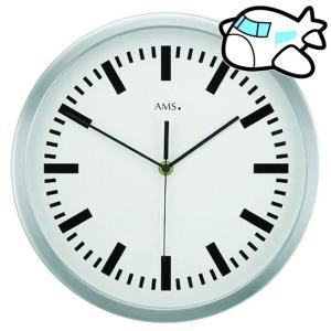 おしゃれ AMS ドイツ製 掛時計 (YM-AMS9323) 30%OFF AMS9323 アナログ 掛け時計 納期1〜2ヶ月