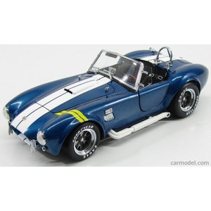 Scale: 1/18 Code: 08045BLY Colour: BLUE MET WHITE ...