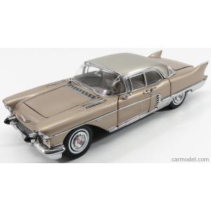 キャデラック エルドラド ミニカー 1/18 SUN-STAR - CADILLAC - ELDORADO BROUGHAM 1957 KENYA BEIGE 04013|a-mondo2