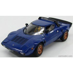 Scale: 1/18 Code: 04562 Colour: BLUE Material: die...