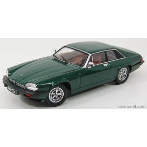 ジャガー XJS ミニカー 1/18 YAT-MING - JAGUAR - XJS COUPE 1975 GREEN MET|a-mondo2