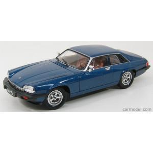 ジャガー XJS ミニカー 1/18 YAT-MING - JAGUAR - XJS COUPE 1975 BLUE MET|a-mondo2