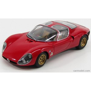 Scale: 1/18 Code: 70191 Colour: RED Material: die-...