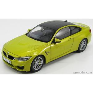 BMW ミニカー 4シリーズ M4 1/18 パラゴン PA...