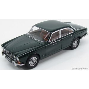 ジャガー XJ6 タイプ ミニカー 1/18 PARAGON-MODELS - JAGUAR - XJ6 4.2L MKI RHD 1971 BRITISH RACING GREEN