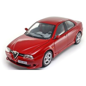 アルファロメオ 156 GTA 2002 ミニカー 1/18 RICKO - ALFA ROMEO - 156 GTA 2002 RED 32139R|a-mondo2