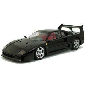 フェラーリ F40 ミニカー 京商 Ferrari F40 Black 1/12 Diecast Model Car by Kyosho|a-mondo2