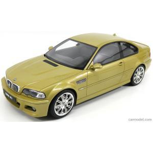 BMW 3-SERIES M3 CSL ミニカー 1/12 ...