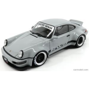 ポルシェ 911 964 ミニカー 1/18 GT-SPIR...