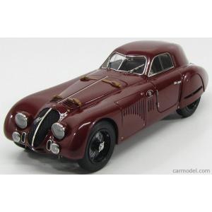 アルファロメオ 8C ミニカー 1/18 CMC - ALFA ROMEO - 8C 2900B SPECIALE TOURING COUPE 1938 BORDEAUX a-mondo2