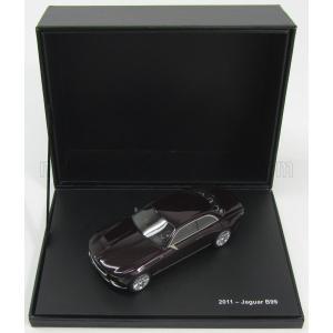 ジャガー B99 ミニカー 1/43 MINIMINIERA - JAGUAR - B99 BERTONE CONCEPT CAR 2011 BORDEAUX MET|a-mondo2