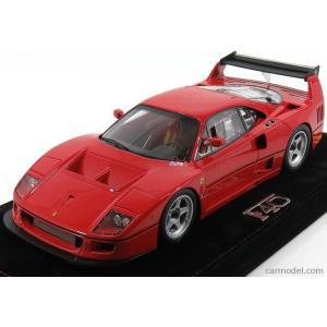 フェラーリ F40 LM ミニカー 1/18 BBR-MOD...
