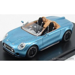 ミニクーパー ミニカー 1/43 PREMIUM-X - MINI - SUPERLEGGERA VISION CONCEPT 2014 LIGHT BLUE MET|a-mondo2