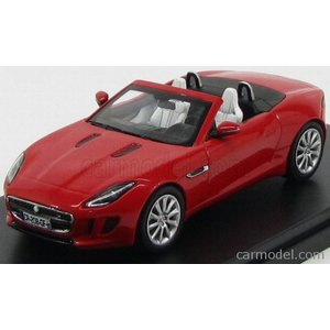 ジャガー fタイプ ミニカー 1/43 premium x Jaguar f-type s 2013 red|a-mondo2