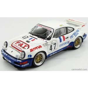 ポルシェ 911 カレラ ミニカー 1/18 GT-SPIR...