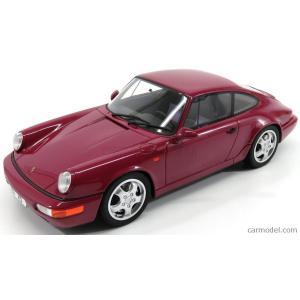ポルシェ 911 964 カレラ ミニカー 1/18 GT-...
