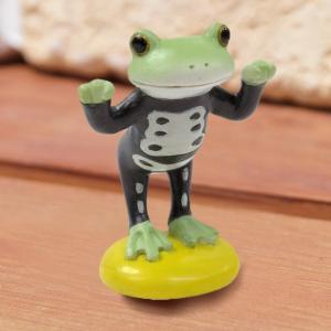 ハロウィン コポー Copeau かわいい カエルの置物 ほねほねダンサーズコポタロウ かえる 蛙 雑貨 ガーデニング|a-oluolu