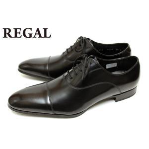 リーガル REGAL 靴 メンズ ビジネスシューズ 011R AL ストレートチップ 本革 フォーマ...