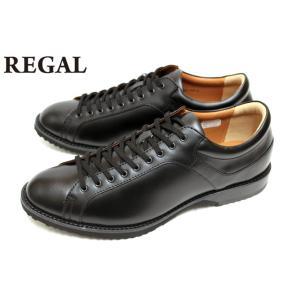 リーガル REGAL 靴 メンズシューズ  57RR AH クラシカル 本革 カジュアルシューズ レ...
