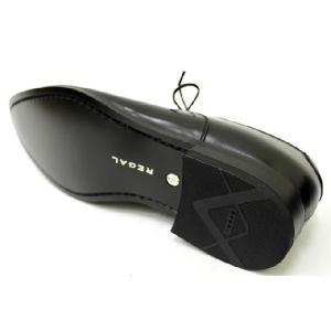 リーガル  811R ストレートチップ 本革 フォーマルもOK ビジネスシューズ ブラック|a-one1|05
