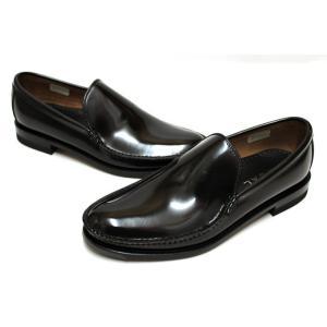 リーガル REGAL 靴 メンズ ビジネスシューズ 15DR BC  本革 ヴァンプ スリッポン  ...
