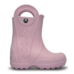 クロックス ハンドルドイット レインブーツ キッズ crocs handle it rain boo...