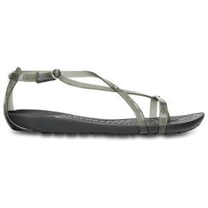 クロックス リアリーセクシー フリップサンダル ウィメン crocs really sexi flip sandal w/サンダル ミュール レディース/在庫処分 店頭戻り品|a-outlet