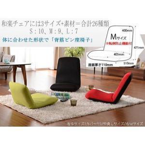 [送料無料・カード・前払限定]【日本製】座椅子Mテクノブラウン「和楽チェア」*座面がお尻にフィットして姿勢が正しくなるよう設計!|a-para|02