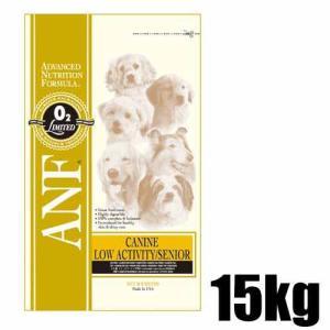 ANF ロウアクティビティ/シニア 肥満犬・高齢犬用 15kg |a-pet