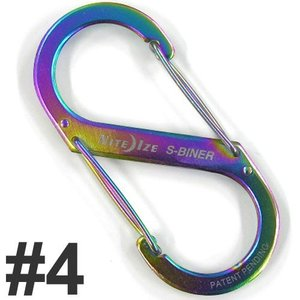 NITE IZE ナイトアイズ エスビナー No.4 NI00742 スペクトラム |a-pet