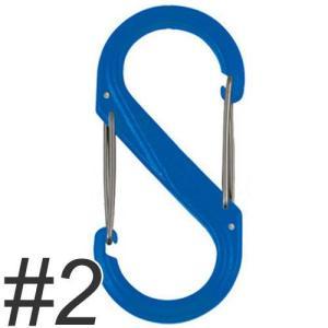 NITE IZE ナイトアイズ エスビナープラスチック No.2 NI01114 ブルー |a-pet
