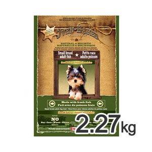 ファンタジーワールド 犬用ドライフード オーブンベークドトラディション アダルト フィッシュ 2.27kg 9670-5-PB|a-pet