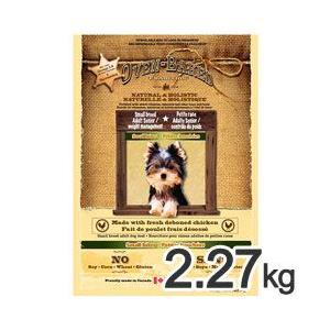 ファンタジーワールド 犬用ドライフード オーブンベークドトラディション シニア&ウエイトコントロール 2.27kg 9680-5-PB|a-pet