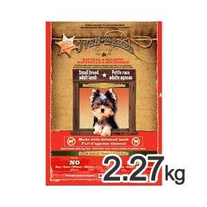 ファンタジーワールド 犬用ドライフード オーブンベークドトラディション アダルト ラム&ブラウンライス 2.27kg 9690-5-PB a-pet