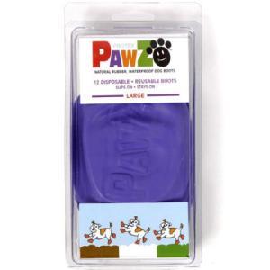 [P]PAWZ 犬用ブーツ ドッグブーツ L 12枚入り |a-pet
