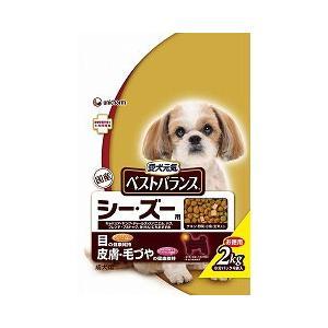 愛犬元気 ベストバランス シー・ズー用 チキン・緑黄色野菜・玄米入り 2kg |a-pet