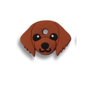 FIELD POINT ドッグ キーカバー ダックスフンド レッド|a-pet
