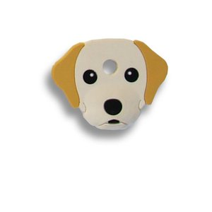 FIELD POINT ドッグ キーカバー ラブラドール イエロー|a-pet