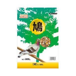 アラタ 小鳥用フード ワンバードアミーゴ 鳩 800g|a-pet